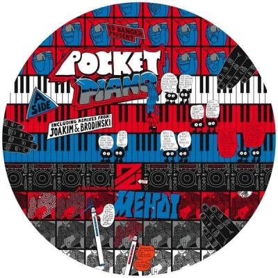Pocket Piano, Dj Mehdi, Thunderheist, Douster, Paris, Social Club