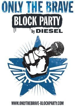 Block party, Paris, Common, Diesel, Place de la Bataille de Stalingrad