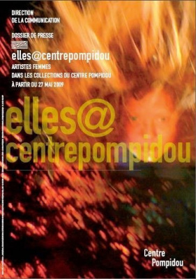 Elles, Centre Pompidou, Paris, Exposition, Joan Mitchell, Frida Khalo, Sonia Delaunay
