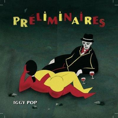Iggy Pop, Paris, Saint Lazare, Préliminaires