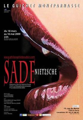 Sade, Nietzsche, Théâtre