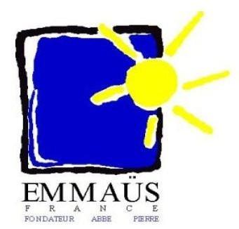 Salon Emmaus, Mode, Solidarité