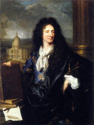 Jules Hardouin Mansart, Carnavalet, Exposition, Peinture