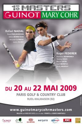 Masters Guinot Mary Cohr, Tennis, Tournoi, Roland-Garros, Rueil Malmaison