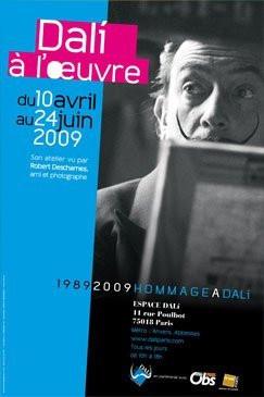 Dali à l'oeuvre, Exposition, Art, Culture