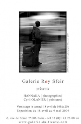 Hannaka, Galerie du Fleuve, Art, Photographie