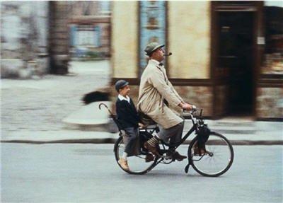 Jacques Tati, Cinémathèque, Exposition, Enfants, Mômes, Monsieur Madame