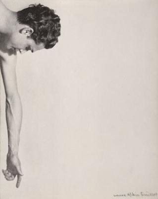 Albin Guillot, Narcisse, Jeu de Paume, Exposition