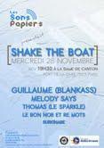 Shake the Boat par Les Sons Papiers