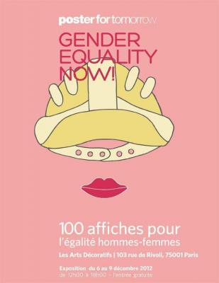 Exposition - 100 Affiches pour l'égalité hommes|femmes