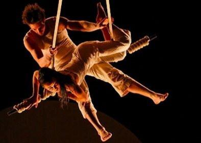 Cirque à la cité, Autres Pistes, Kitsou Dubois, Danse, Apesanteur, Théâtre de la cité