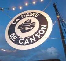 La Dame de Canton, Paris, Concerts, Terrasse, Paillotte