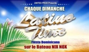 Latino Time, Nix Nox, Dominicana, République Dominicaine