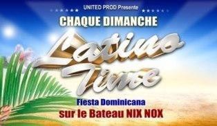 Latino Time, Nix Nox, Dominicana, République Dominicaine