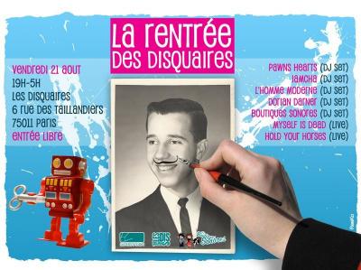 Rentrée, Diquaires, Soirée, Paris, Clubbing