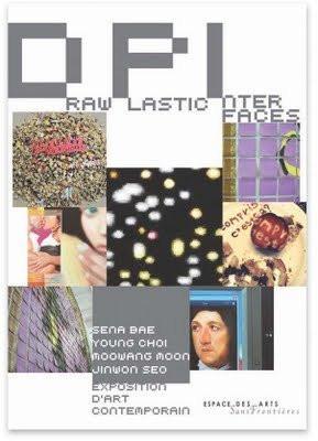 DPI, Draw Plastic Interfaces, Exposition, Paris, Espace des Arts Sans Frontières