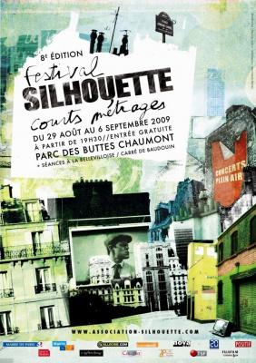 Silhouette, Festival, Cinéma, Court-métrage, Paris, Buttes Chaumont, Bellevilloise, Ouverture