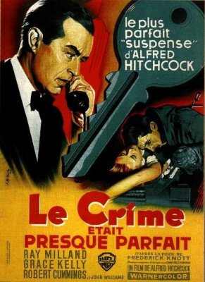 Cinéma Itinérant, Jardin de Reuilly, Cinéma, Plein air, Hitchcock, Le Crime était presque parfait, Paris