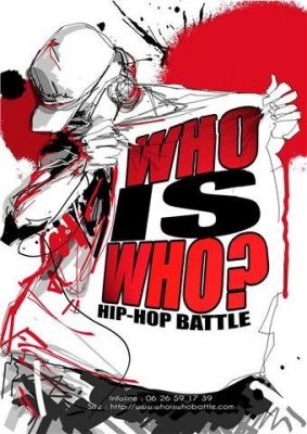 Who is Who battle, Grande Halle de La Villette, Danse, Hip Hop