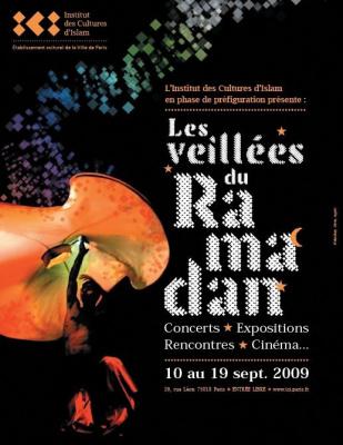 Veillées du Ramadan, Institut de Cultures d'Islam, ICI, Paris, Ramadan, Théâtre du Châtelet