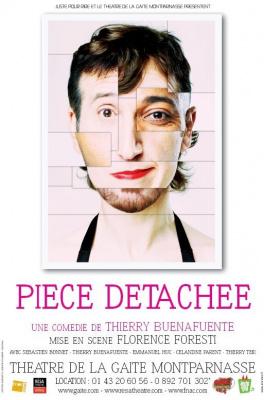 pectacle, Théâtre, Paris, Gaité Montparnasse, Comédie Thierry Buenafente, Florence Foresti, Sébastien Bonnet