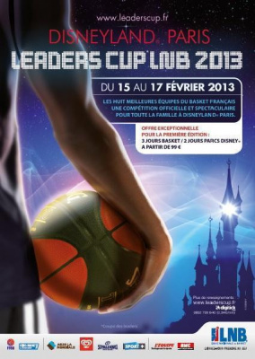 DISNEYLAND® PARIS LEADERS CUP LNB 2013