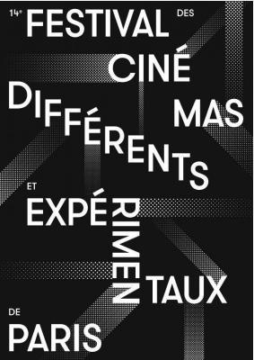 14e Festival des cinémas différents et expérimentaux de Paris