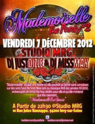 Mademoiselle The Party #2