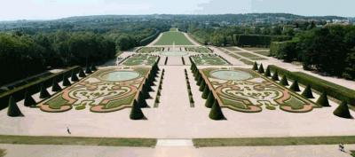 jardin de Sceaux