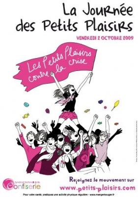 Journée des Petits Plaisirs, Confiserie, Paris, Petits Plaisirs