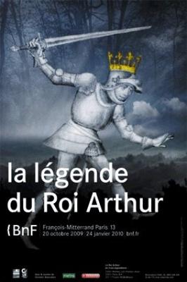 Roi Arthur, BnF, Exposition, Paris, Graal