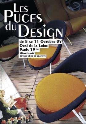 Puces du design, Paris, Antiquaires, Shopping, Mode, Immobilier