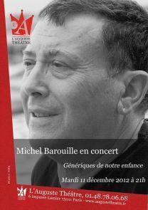 Michel Barouille : génériques de notre enfance