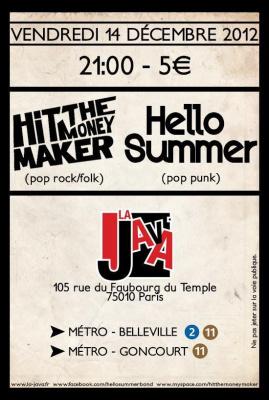 HTMM + HELLO SUMMER