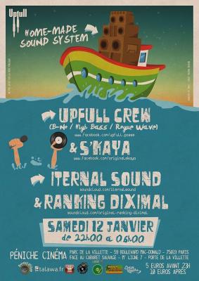 Upfull & S'Kaya meets Iternal & Ranking Diximal