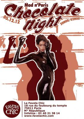 Mad N' Paris Chocolate Night