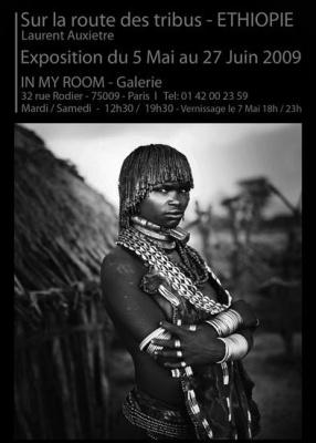 sur la route des tribus, paris, ethiopie, exposition