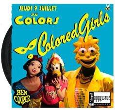 Colored Girls, Nouveau Casino, Soirée, Paris