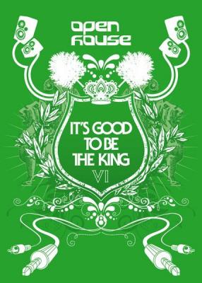 Open house, It's good to be the king, Chesnaie du roi, Paris, Medhi, Brodinski, Chloe, Jennifer Cardini, Ivan Smagghe, Tim Paris, Dan Ghenacia, Shonky, Tibo'z, Stephan, Paco, Jef K