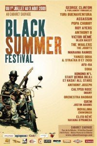 paris, festival, blck summer, music, concerts, cabaret sauvage