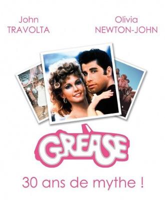 Grease, Publicis, Paris, John Travolta, Olivia Newton-John, Comédie Musicale,T-birds, Pink Ladies