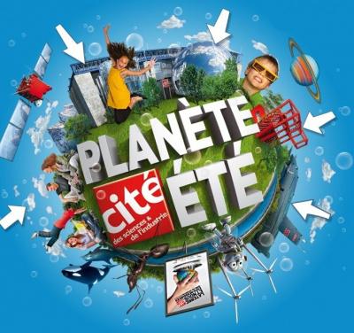 Paris Plages, Paris, Cité des Sciences, Enfants, Ateliers
