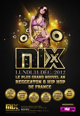 Le Plus Grand Nouvel An Reggaeton & HipHop de France