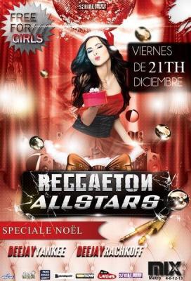 Reggaeton All Stars - Spécial Noël
