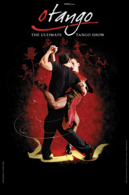O tango, Olivier Tilkin, Spectacle, Danse, Casino de Paris, Paris