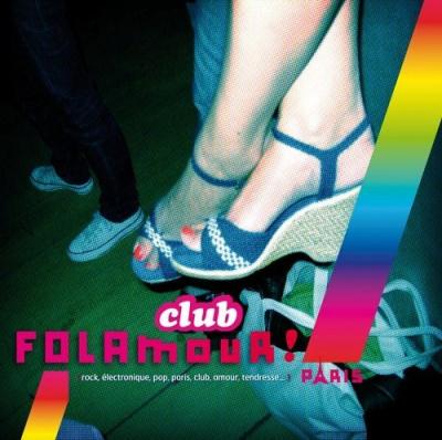 Club Folamour, Point Ephémère, FMR, Super, Soirée, Paris, Clubbing
