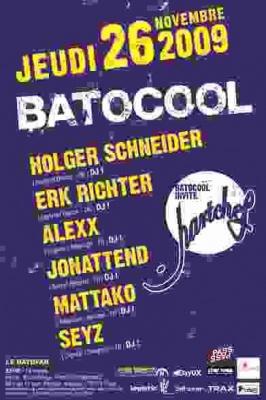 Batofar, Batocool, Hartchef Discos, Soirée, Paris, Clubbing