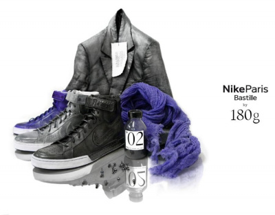 180g, Nike, Bastille, Paris, Mode, Shopping