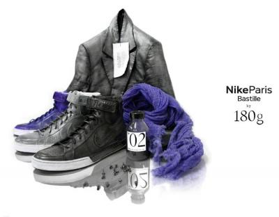 180g, Nike, Bastille, Paris, Mode, Shopping