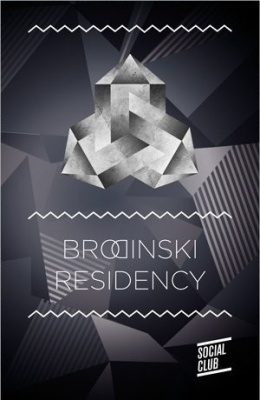 Brodinski Residency, Social Club, Soirée, Paris
